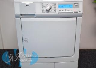 AEG warmtepompdroger 7 kilo energiezuinig