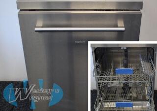 Bosch RVS vaatwasser