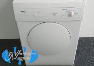 Bosch wasdroger 6 kg