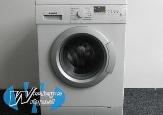 Siemens wasmachine tiptronic 1400 tpm 6kg