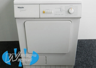 Miele condensdroger Sommerwind